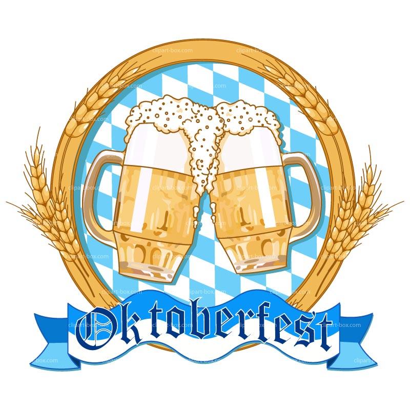 54+ Free Oktoberfest Clipart.