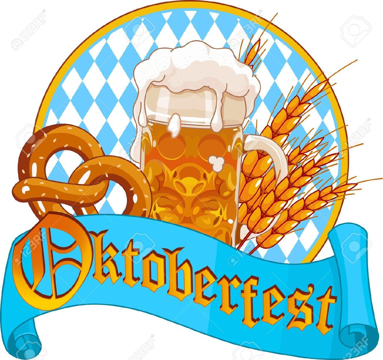 Oktoberfest Stock Vector Illustration And Royalty Free.