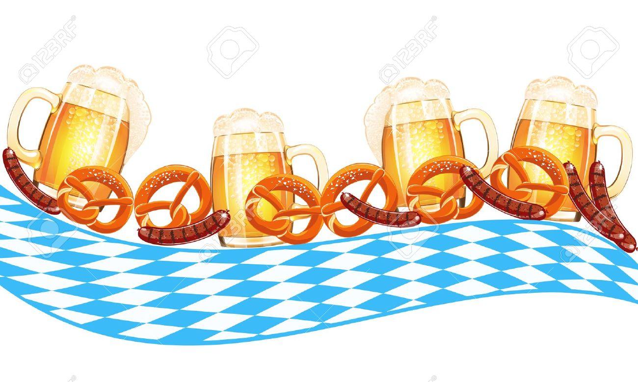 Oktoberfest Celebration Design Royalty Free Cliparts, Vectors, And.