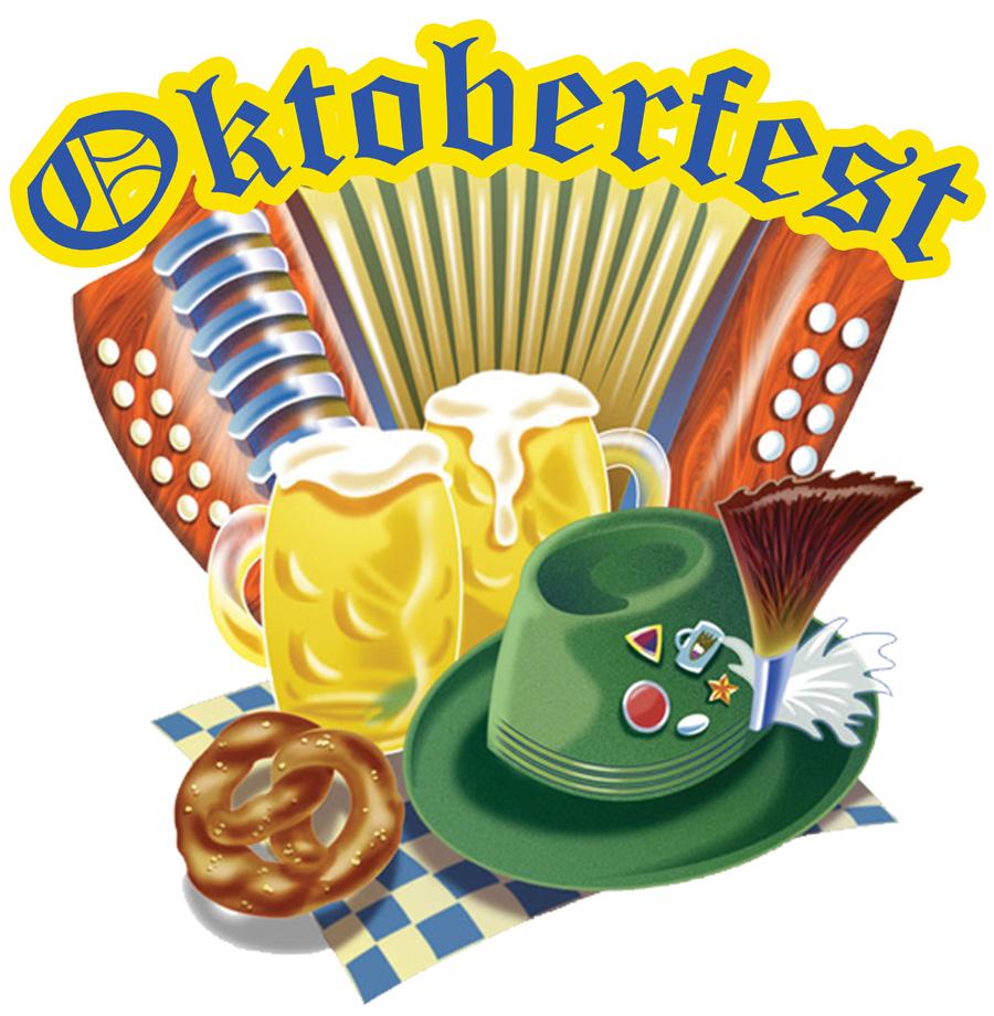 German Festival Clipart.