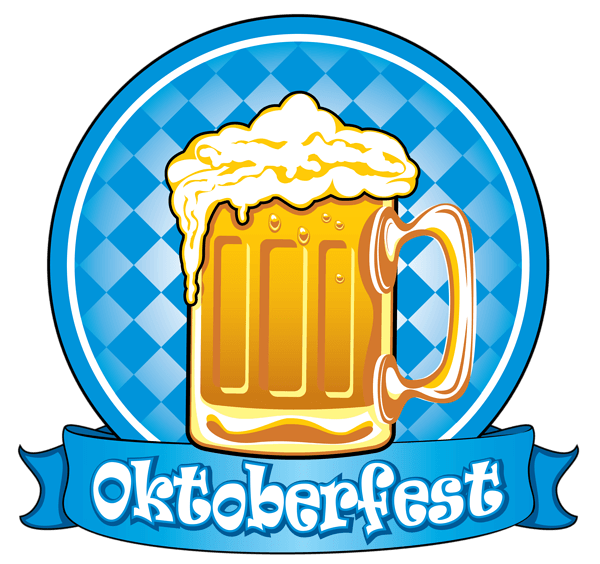 Oktoberfest Icon Pint transparent PNG.
