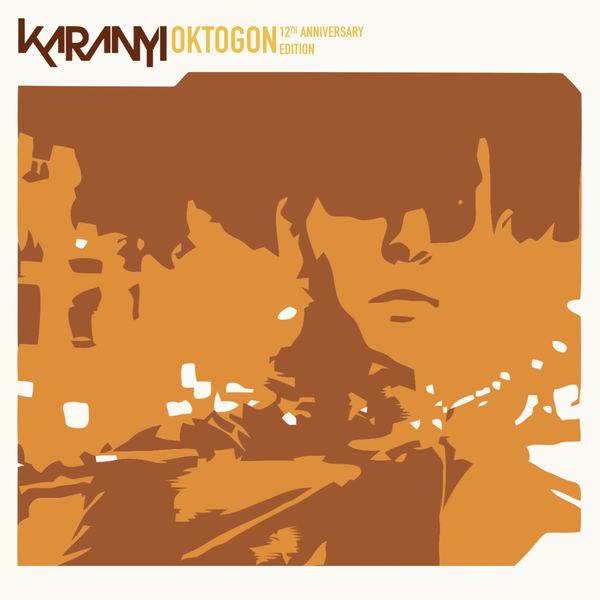 Oktogon Album Cover by Karanyi.