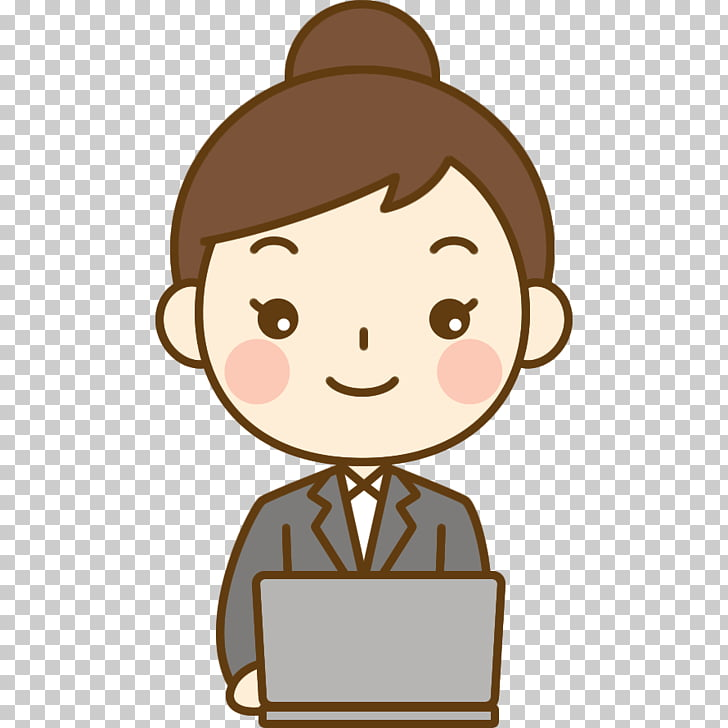 Office lady Pikusuta Salaryman Sales, OL PNG clipart.