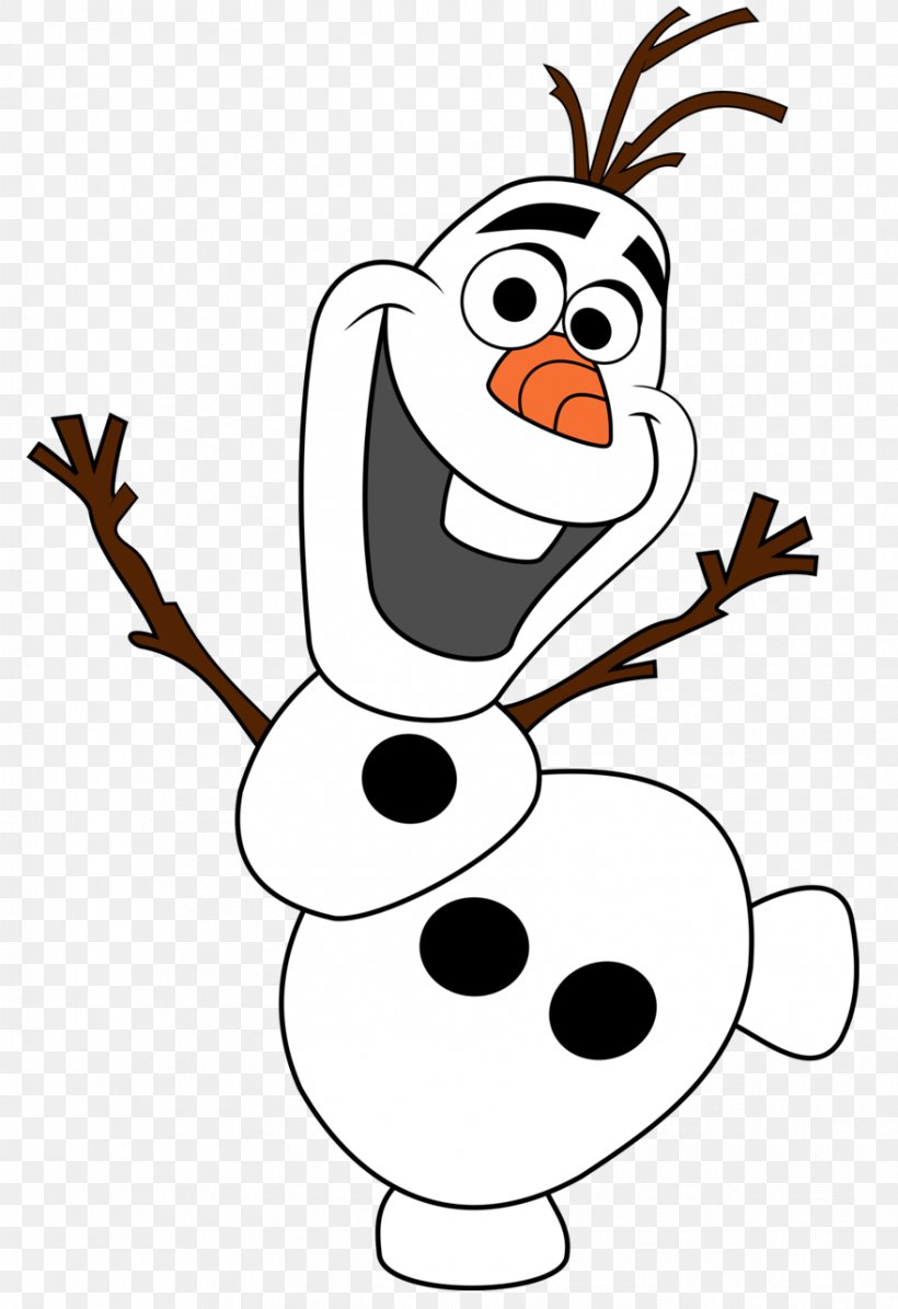 Olaf Nose Do You Want To Build A Snowman? Clip Art, PNG.