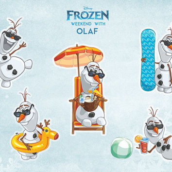 Olaf Clipart Images.