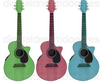 Guitar string art.