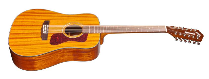 Guild Acoustic Guitars.