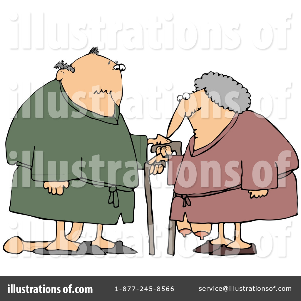 Old Age Clipart #18865.