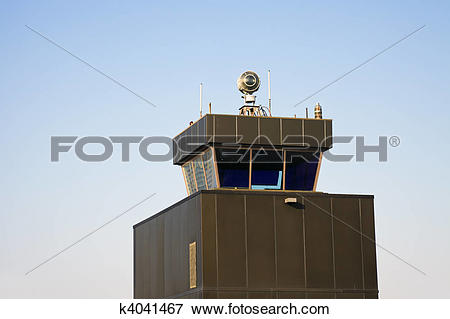 Picture of Control Tower.