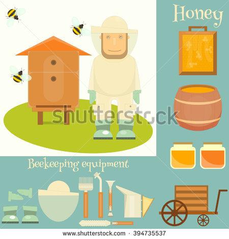 Beekeeper Equipment Stock Photos, Royalty.