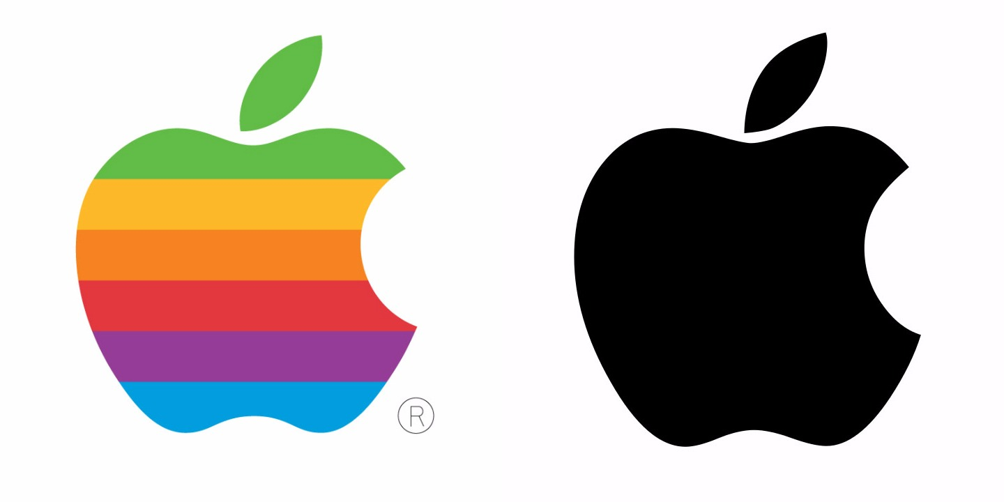 Does anyone else prefer the old Apple logo to the modern one.
