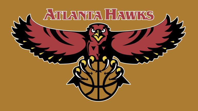 atlanta hawks old logo.