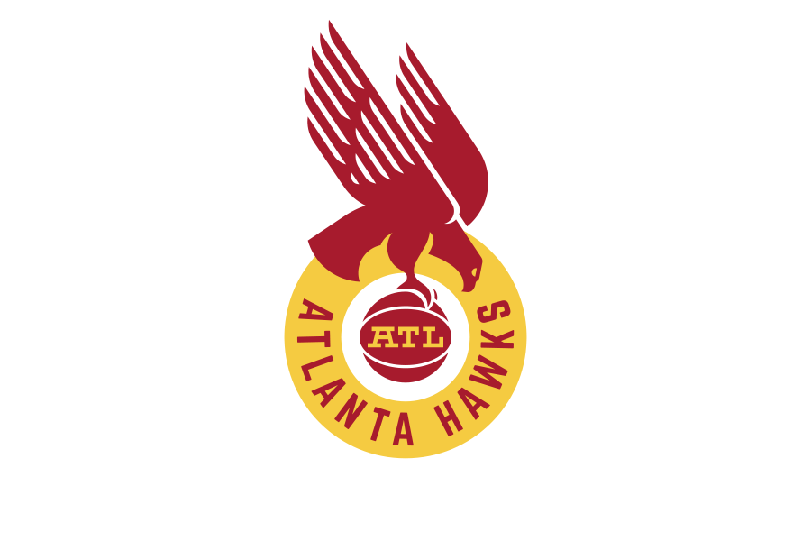 Michael Weinstein NBA Logo Redesigns: Atlanta Hawks.