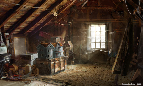 1000+ images about Up In The Attic (Art And Illustration) on.