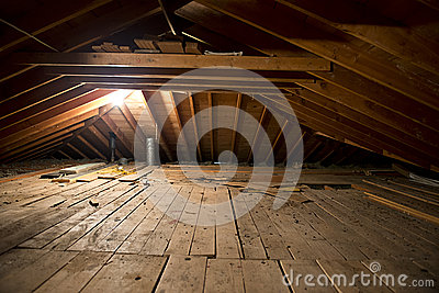 Attic Stock Photos, Images, & Pictures.