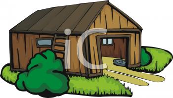 Old Barn or Garage.