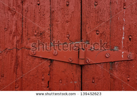 Open Barn Door Stock Photos, Royalty.