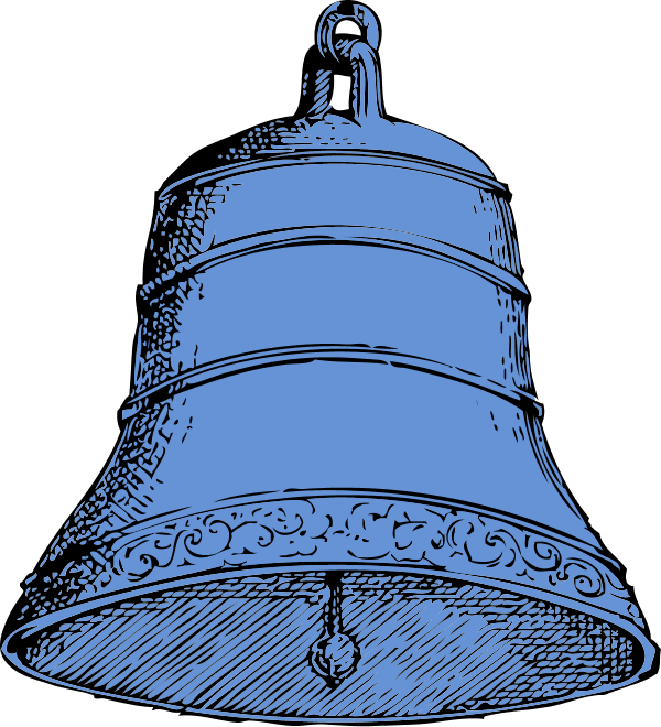 old bell.