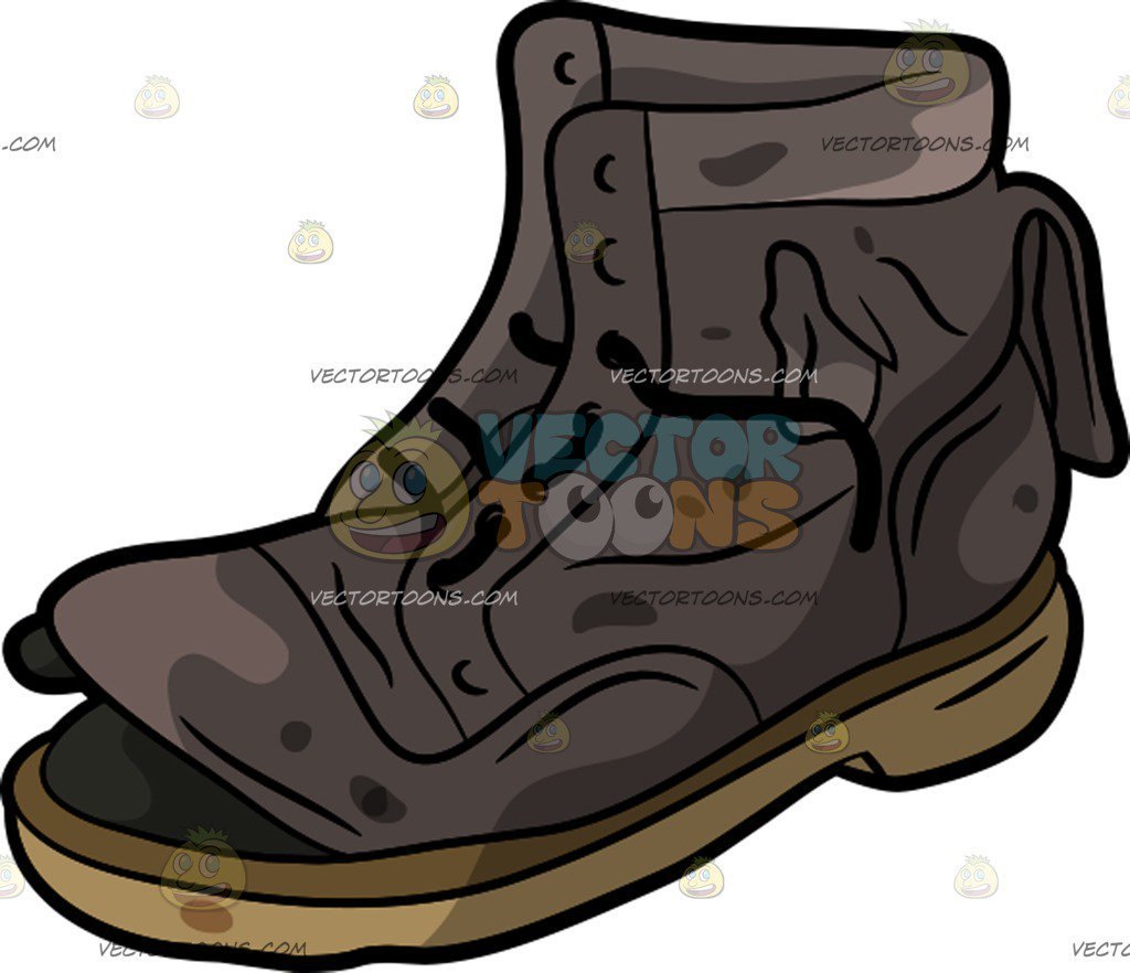 Old boot clipart » Clipart Portal.