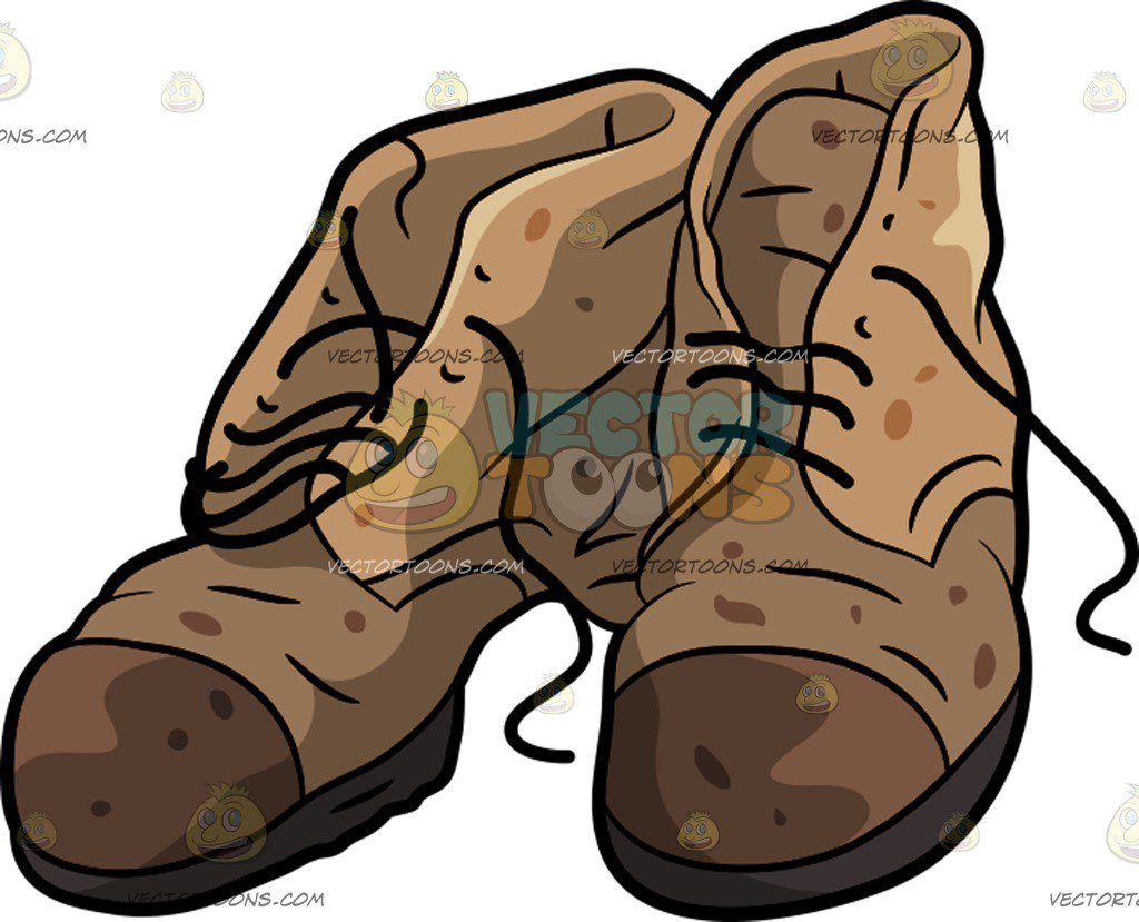 Old boot clipart 1 » Clipart Portal.