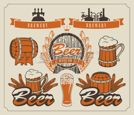 5,249 Old Brewery Stock Vector Illustration And Royalty Free Old.