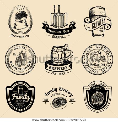 Beer logo clipart.