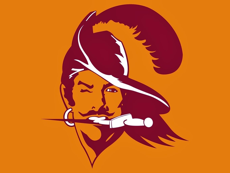 Tampa bay buccaneers old Logos.