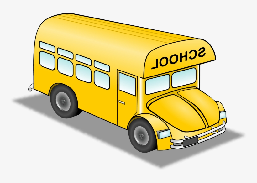 Old Bus Clipart.