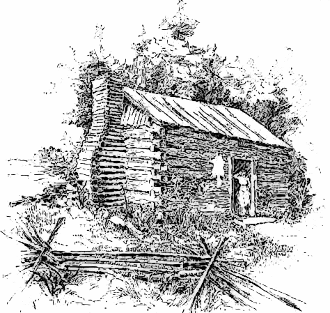 Cabin Clipart.