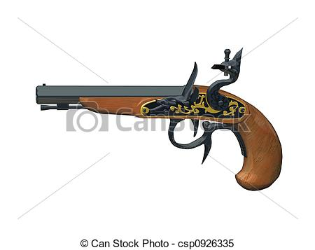 Old gun Illustrations and Clip Art. 5,605 Old gun royalty free.