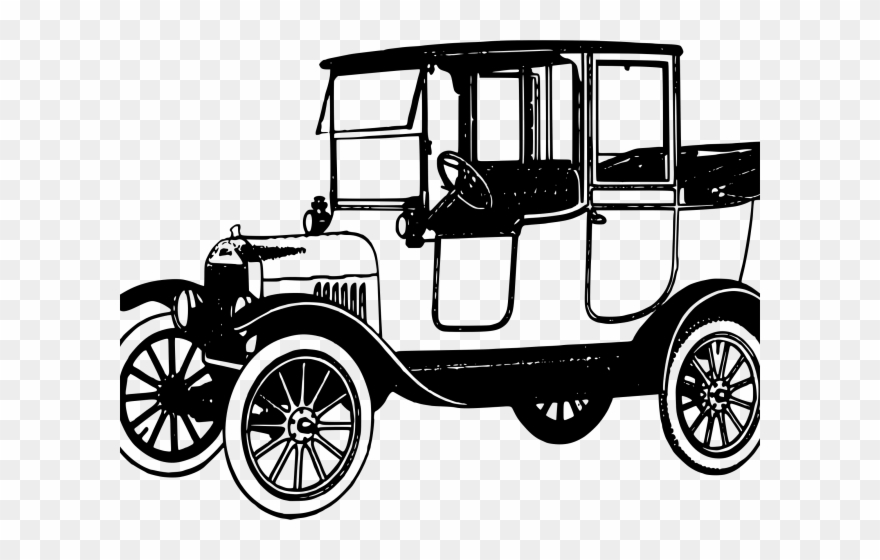 Classic Car Clipart Old Thing.