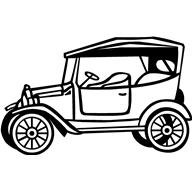 Old Car Clip Art Free.