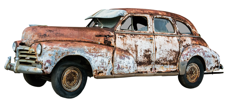 Old Rusty Car Png & Free Old Rusty Car.png Transparent.