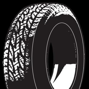 Excellent Stock Vector Car Or Truck Tire Line Art Draw.