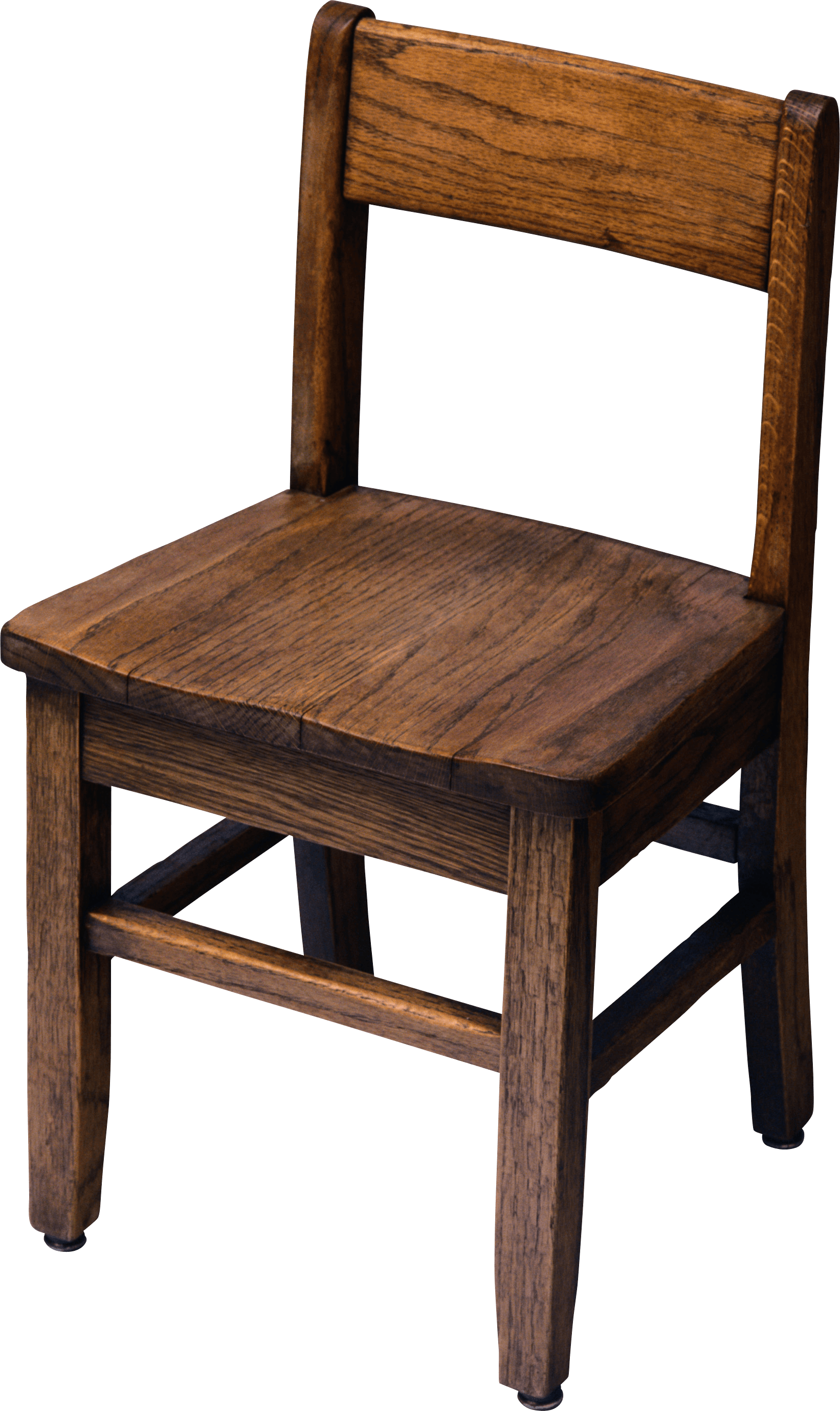 Old Wooden Chair transparent PNG.