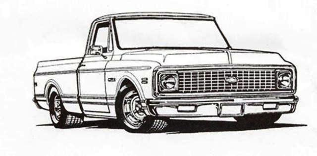 old chevy truck clipart 20 free Cliparts | Download images ...