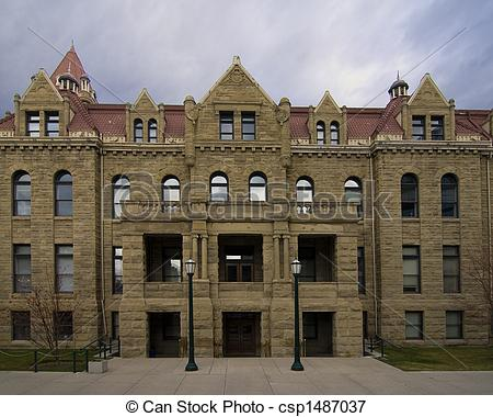 Picture of Old city hall, Calgary..