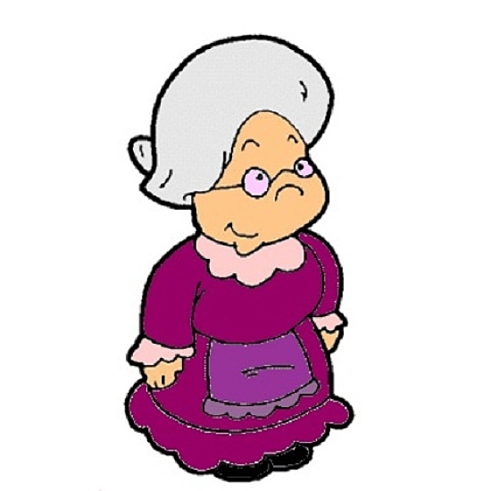 Clipart Old Lady & Look At Clip Art Images.