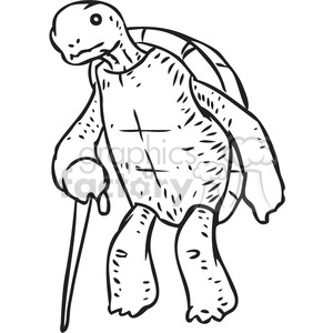 old turtle vector RF clip art images clipart. Royalty.