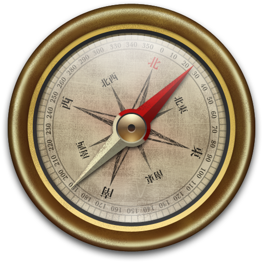 Compass Vintage icon png #19146.