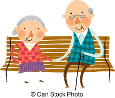 Old couple Illustrations and Clip Art. 6,044 Old couple royalty.