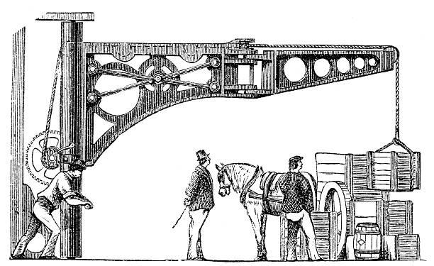 Old Crane Clip Art, Vector Images & Illustrations.