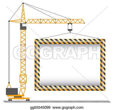 Crane Clip Art.