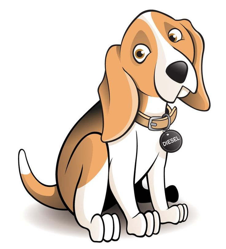 clipart dog images #17