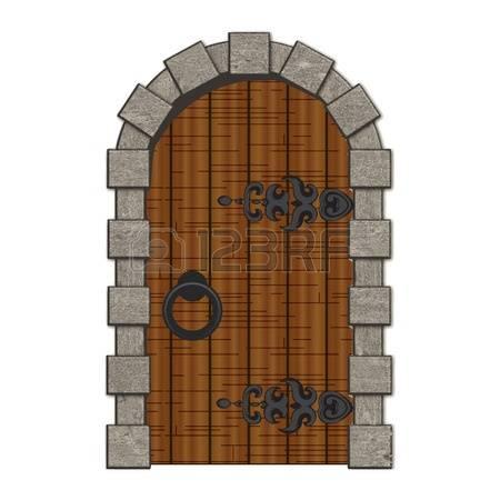 16,412 Old Door Cliparts, Stock Vector And Royalty Free Old Door.