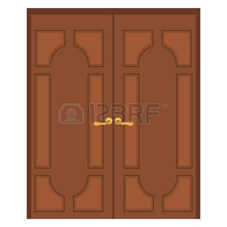 16,412 Old Door Cliparts, Stock Vector And Royalty Free Old Door.