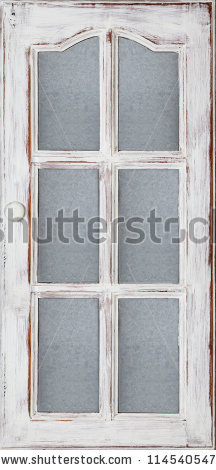 Old Window Frame Stock Images, Royalty.