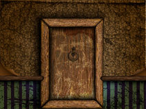 Ancient Wooden Door Panel Stock Illustrations, Vectors, & Clipart.