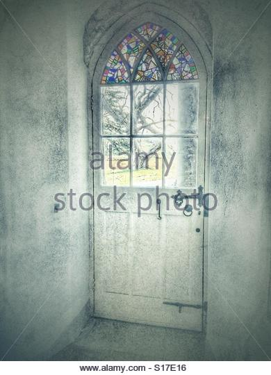 Stained Glass Door Panel Stock Photos & Stained Glass Door Panel.