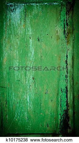 Pictures of Old Door Panel k10175238.